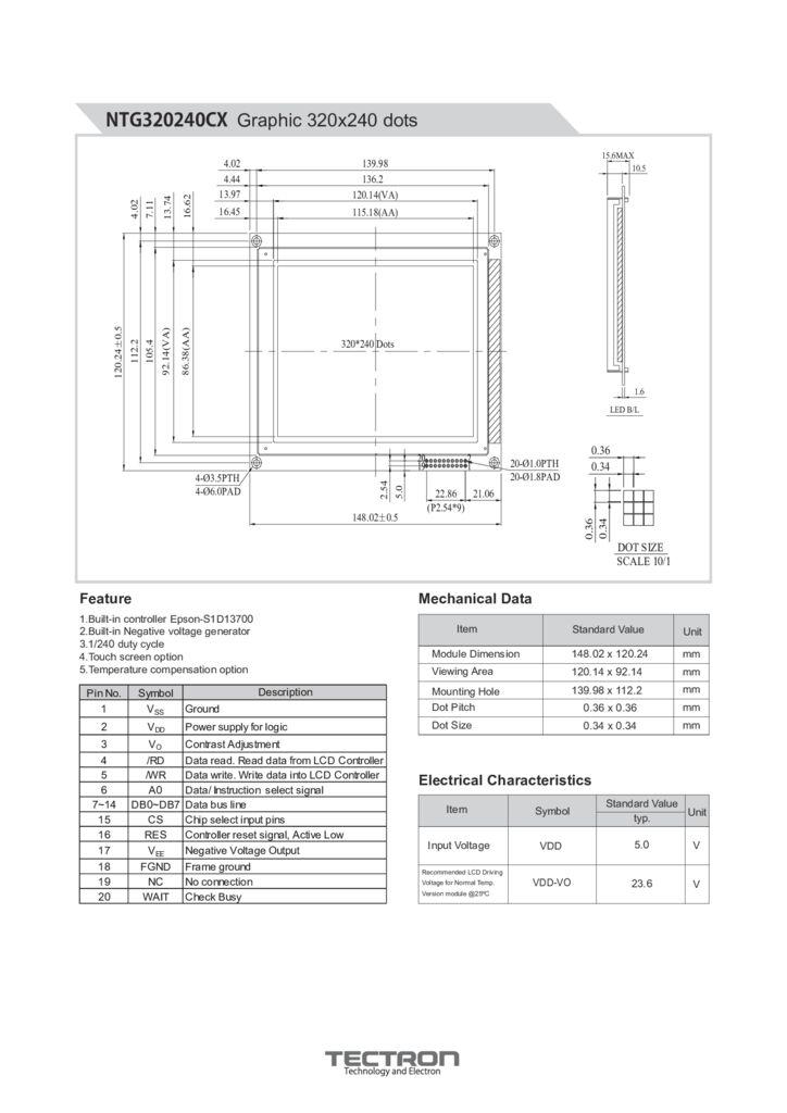NTG320240CXのサムネイル